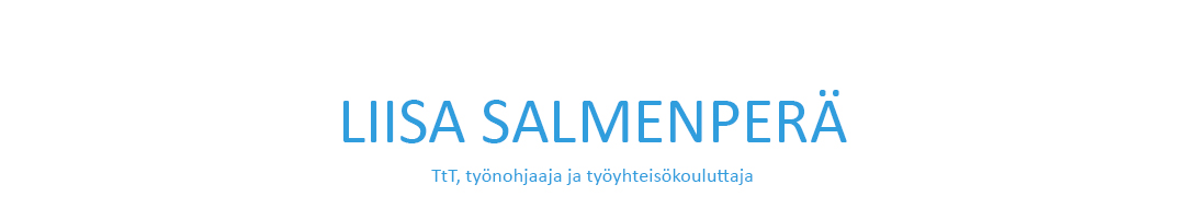 Liisa Salmenperän kotisivut Logo